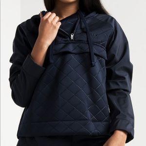 Adidas women's windbreaker